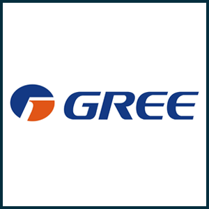 Logo of GREE electric appliances Inc.